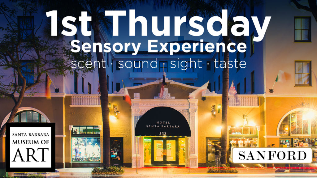 1st Thursday with Santa Barbara Museum of Art